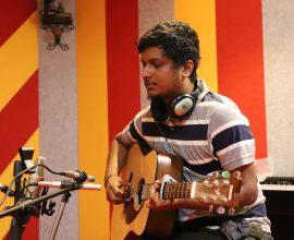 Arvind singing